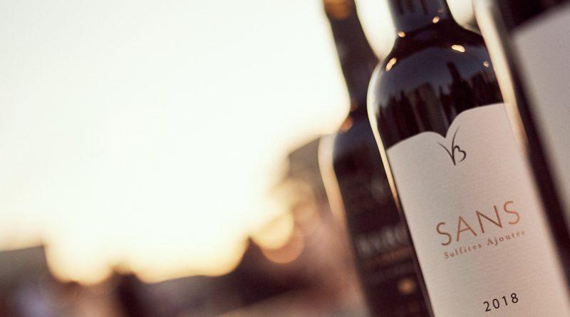 Vin rouge sans sulfites ajoutés Buzet